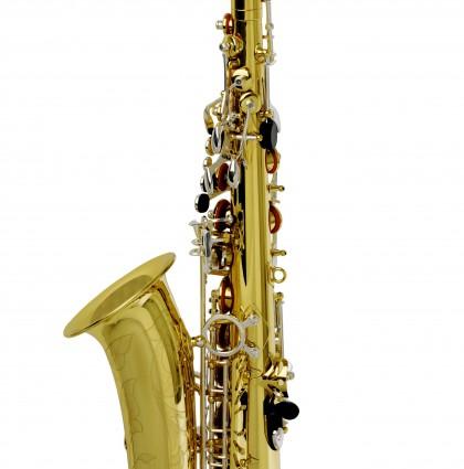 Selmer Serie II Altsaxophon mit Varioklappenmechanik