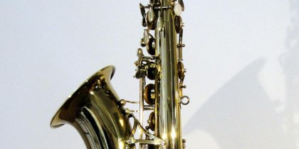 Leopold Kondratov Saxophon